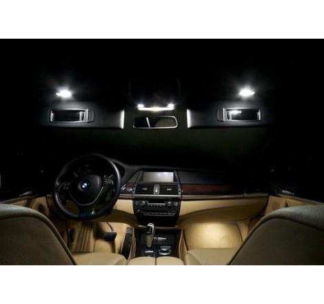 Комплект LED интериорно осветление за BMW X1 E84 (2012-2014)