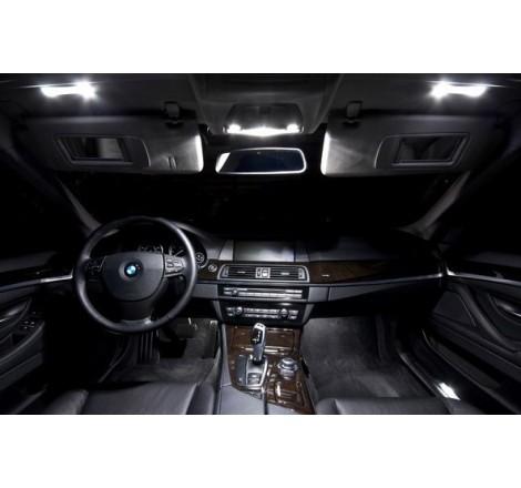 Комплект LED интериорно осветление за BMW 5-та серия F07 (2010+)