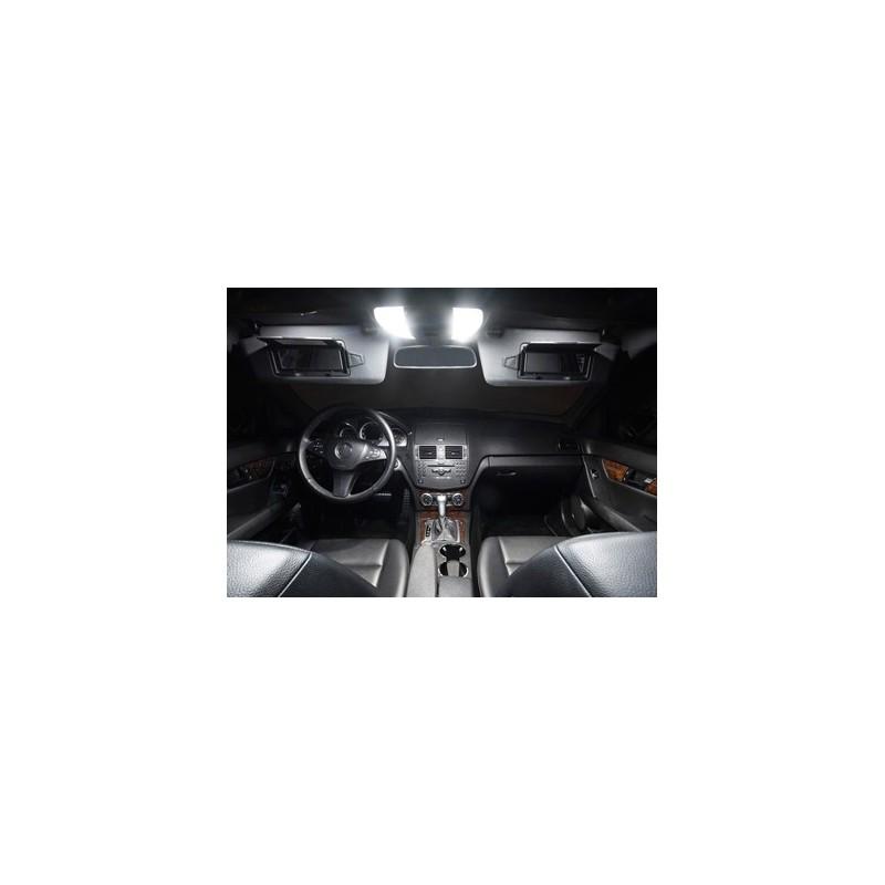 Комплект LED интериорно осветление за Mercedes ML W164 (2006-2011)