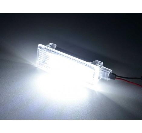 LED плафони за осветление под вратите BMW