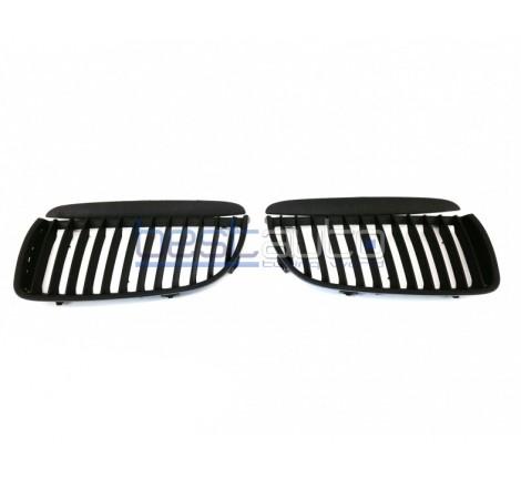 Бъбреци за BMW E90 / Е91 черни (2005-2008) [33011]
