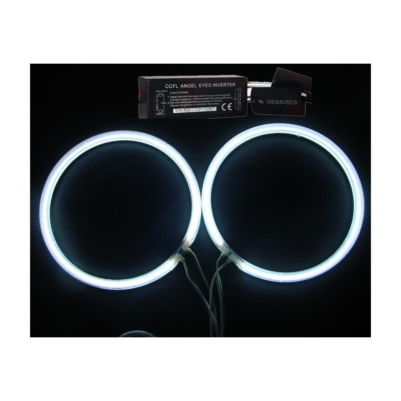 CCFL Универсални ангелски очи бели - 85мм