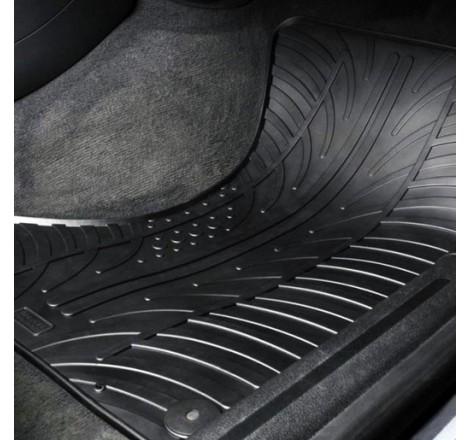 Автомобилни гумени стелки за Mercedes Benz ML W164 (2005+) [G6007]