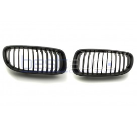 Бъбреци за BMW E90 / E91 Facelift черни (2008-2012) [33018]