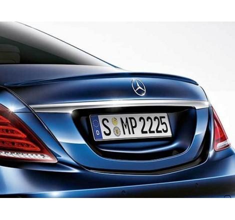 AMG спойлер за багажник за Mercedes S-Class W222 (2014+)