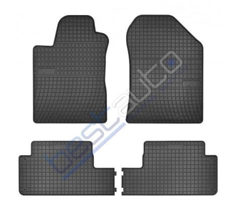 Гумени стелки Frogum за Тойота Корола Версо / Toyota Corolla Verso (04-09)
