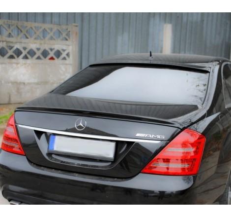 AMG спойлер за багажник за Mercedes S-Class W221 (2005-2011)