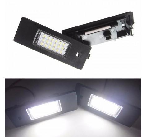 LED плафони за регистрационен номер за BMW E87/E81/F20/E63/E64/F12/F13/F06/E85/E86