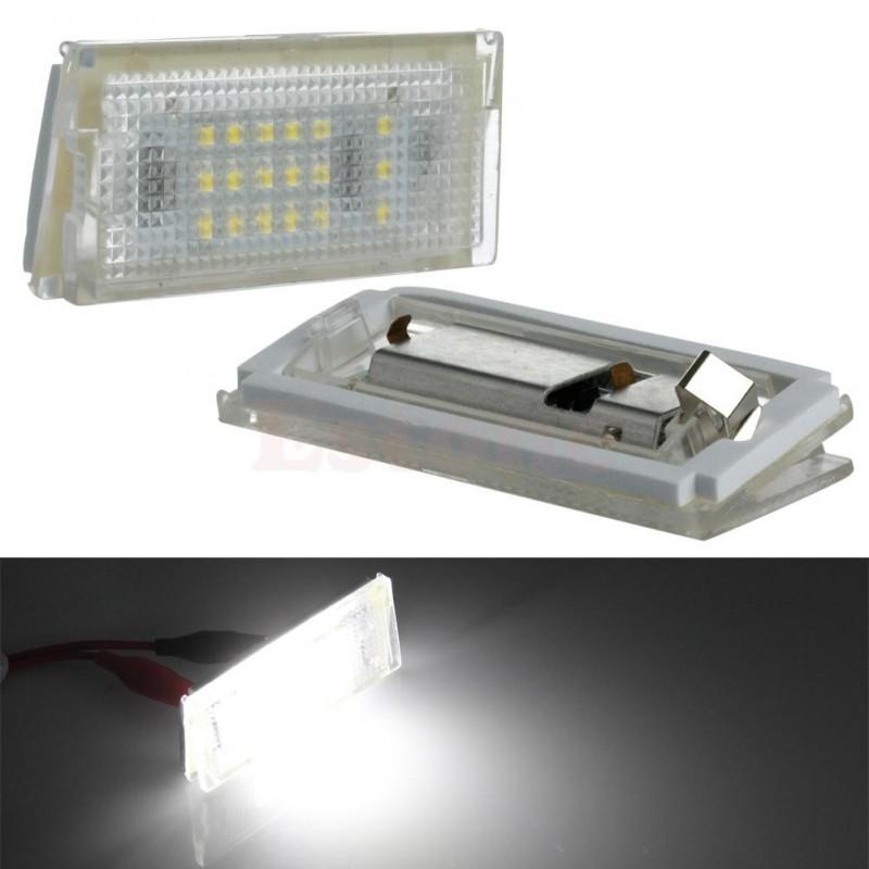LED плафони за регистрационен номер за Mini Cooper R50 / R52 / R53