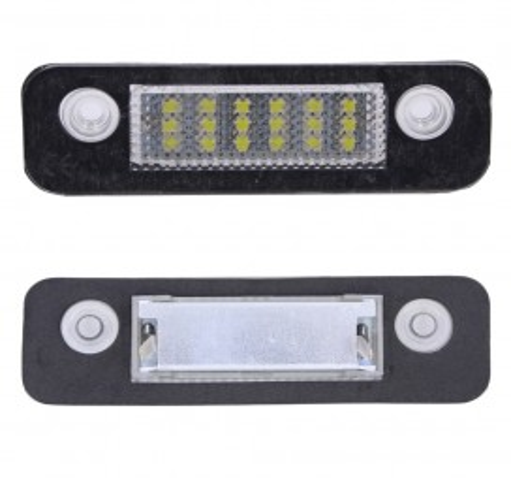 LED плафони за регистрационен номер за Ford Mondeo MK2 / Fiesta MK5 / Fusion
