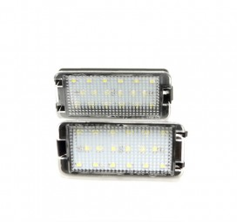 LED плафони за регистрационен номер за Seat Altea/Arosa/Ibiza/Toledo/Cordoba/Leon