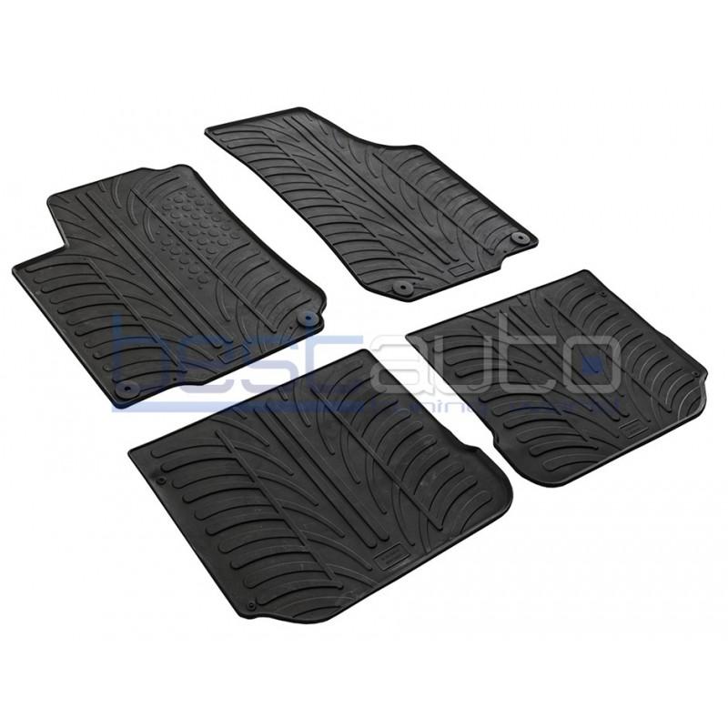 Автомобилни гумени стелки за Volkswagen Golf IV (1998-2003) [G90011]