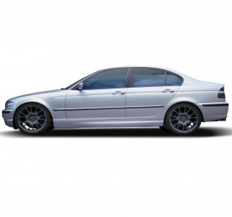 М3 прагове за BMW E46