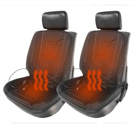 Постелка за седалка с подгряваща функция - 2броя