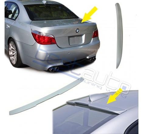 Комплект спойлер M Technik за багажник + сенник AC Schnitzer за BMW E60 (2003-2010) [5307]