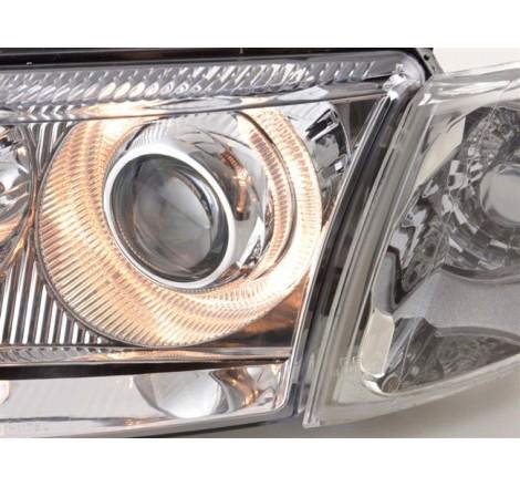Тунинг фарове Angel Eyes за Volkswagen Passat 3B (1996-2000) [1900126]