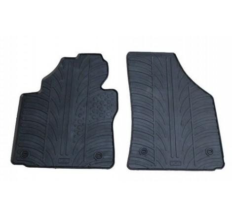Автомобилни гумени стелки за Volkswagen Caddy 2 части (2004-2010) [G9002]