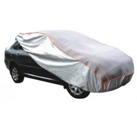 Покривало за автомобил против градушка - Размер XL