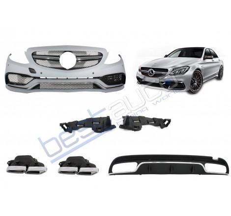 C63 AMG пакет за Mercedes C класа W205 (2014+)