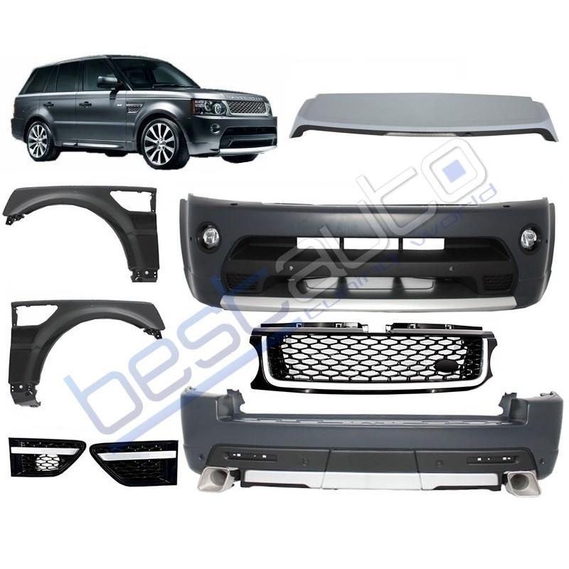 Autobiography пакет за Range Rover Sport L320 (2009-2013)