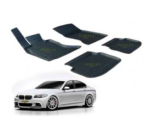 Гумени стелки тип леген 3D за BMW F10 (2011-2015) [G3034]