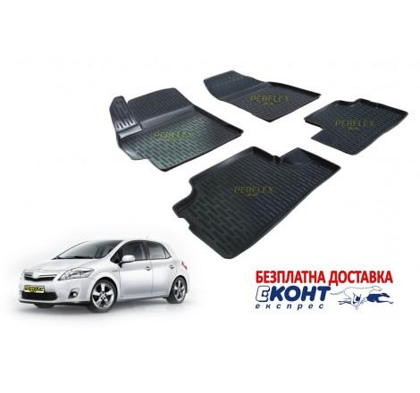 Гумени стелки тип леген 3D за Toyota Auris (2007-2013) [G1110]
