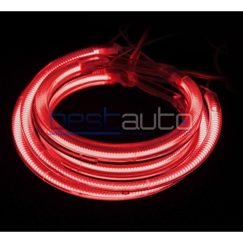"CCFL Ангелски очи ""BESTAUTO"" - червени за BMW E39 (1994-2000) [93023]"