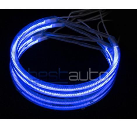 "CCFL Ангелски очи ""BESTAUTO"" - сини за BMW E30 (1982-1994) [93044]"