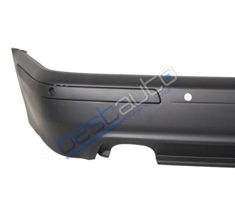 M5 пакет за BMW E39 с двоен дифузьор и с халогени