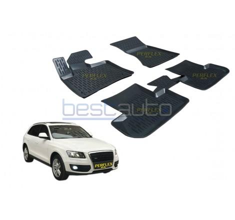 Гумени стелки тип леген 3D за Audi Q5 (2009+) [G2058]