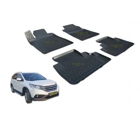 Гумени стелки тип леген 3D за Honda CR-V (2012+)
