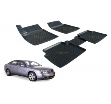 Гумени стелки тип леген 3D за Opel Vectra C (2002-2008) [G1928]