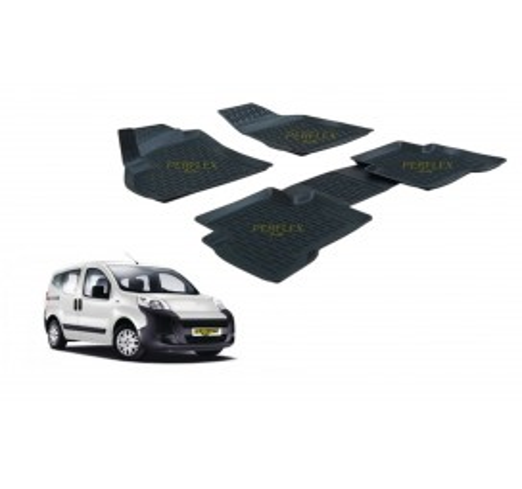 Гумени стелки тип леген 3D за Peugeot Bipper (2007-) [G7032]