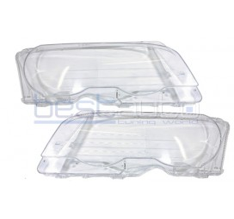 Стъкла за фарове за BMW E46 Купе / Кабрио (1999-2003)