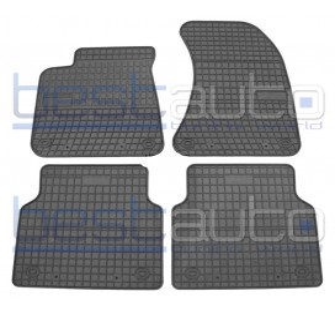 Гумени стелки Frogum за Ауди А8 Д3 / Audi A8 D3 (2002-2010) дълга база