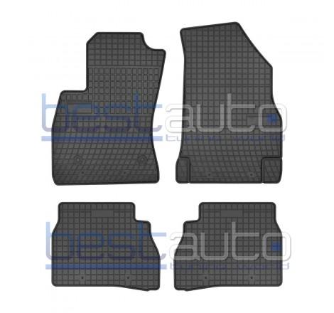 Автомобилни гумени стелки Frogum за Фиат Добло / Fiat Doblo (2008-)