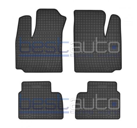 Автомобилни гумени стелки Frogum за Фиат Добло / Fiat Doblo (2001-2008)