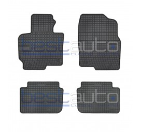 Гумени стелки Frogum за Мазда ЦХ-5 / Mazda CX-5 (2012-2017)