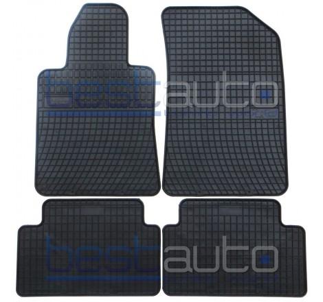 Гумени стелки Frogum за Пежо 508 / Peugeot 508 (2011+)
