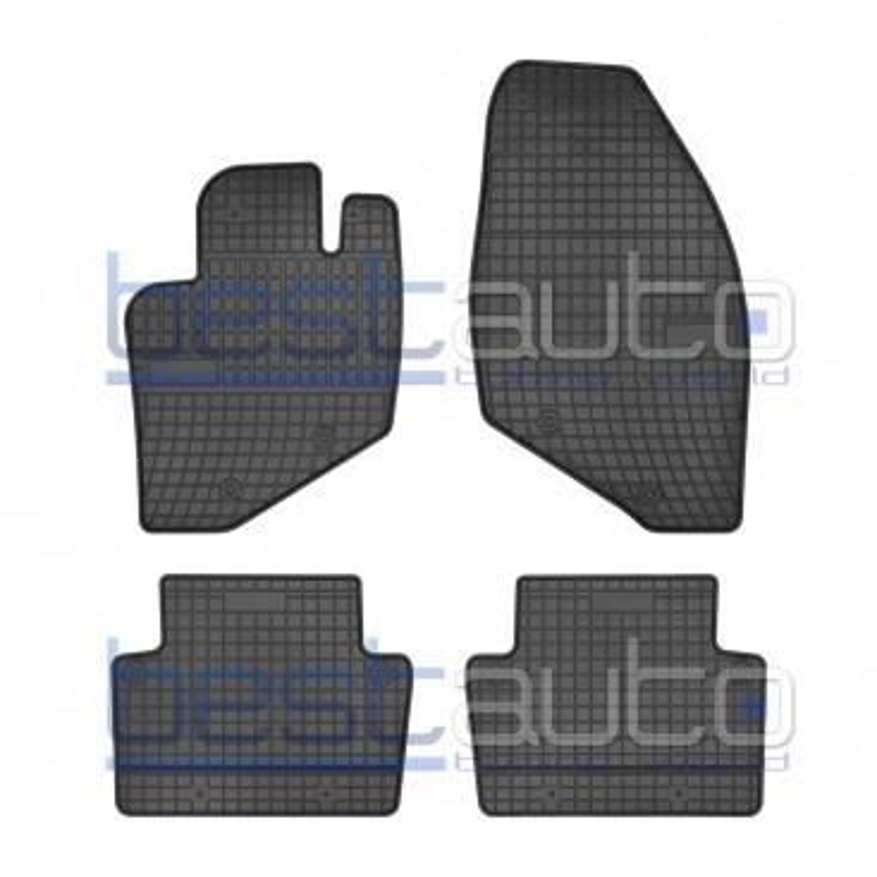 Гумени стелки Frogum за Волво / Volvo S80 (98-06)