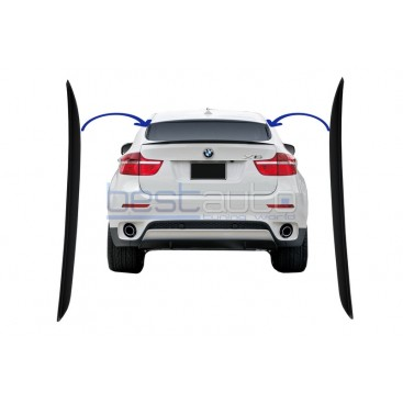Спойлер за багажник Performance дизайн (ляв и десен) за BMW X6 E71 (2008-2014)
