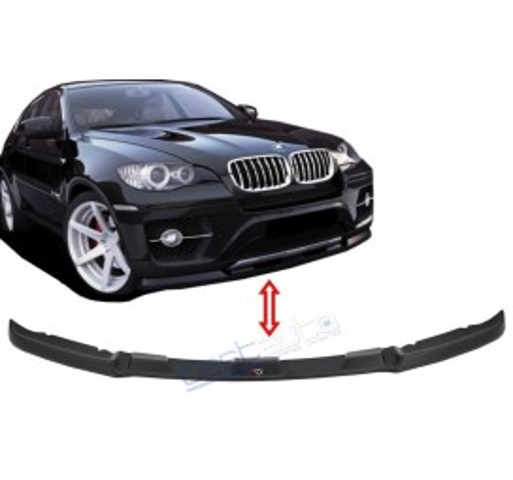 Спойлер за предна броня за BMW X6 E71 (2008-2010)