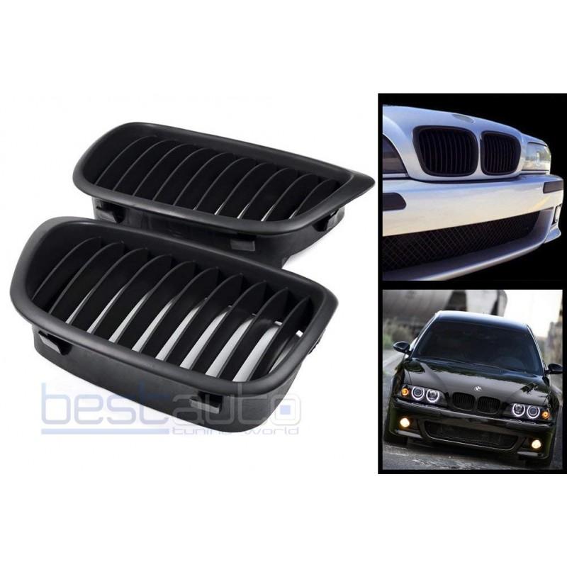 Бъбреци за БМВ Е39 / BMW E39 черен мат