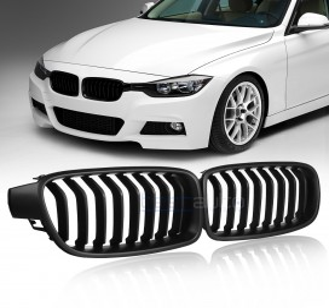 Бъбреци за BMW F30 / BMW F31 - M-Performance дизайн - Гланц / Мат