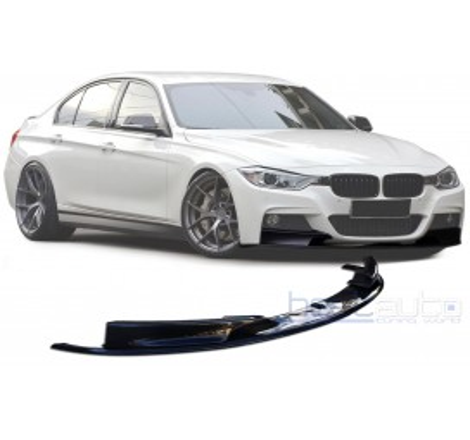 M-Performance спойлер / нож черен гланц за БМВ Ф30/F31 - BMW F30/F31