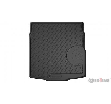 Гумена стелка за багажник Gledring за VW Passat 3G седан след 2014 година