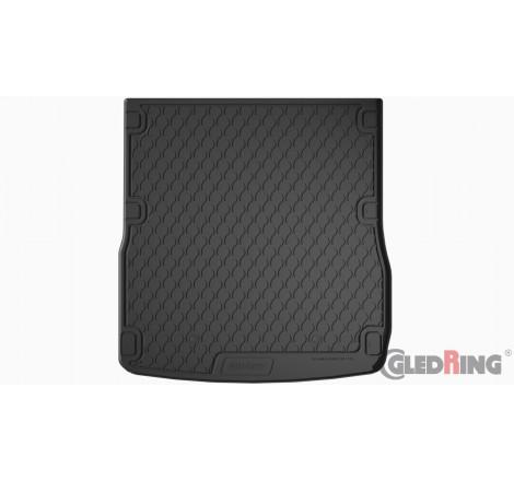 Гумена стелка за багажник Gledring за Audi A6 седан 4F 2004-2012