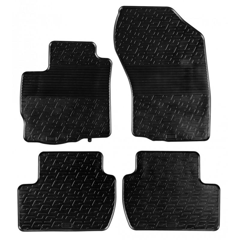 Автомобилни гумени стелки за Citroen C-Corsser [G300012]