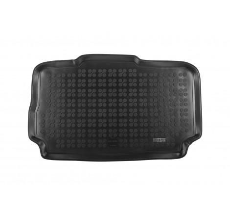 Гумена стелка за багажник Rezaw Plast за Opel Meriva (2014+) с долно разположение на багажника и махащи се задни седалки
