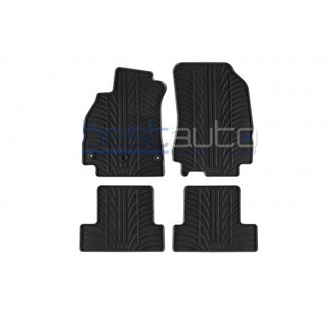 Автомобилни гумени стелки за Renault Fluence (2009+)